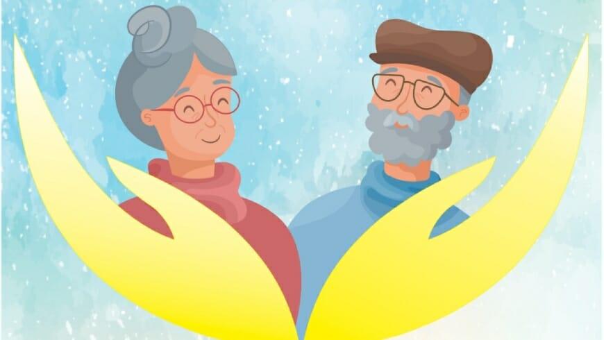 COȘUL SOLIDARITĂȚII, în sprijinul seniorilor bucureșteni