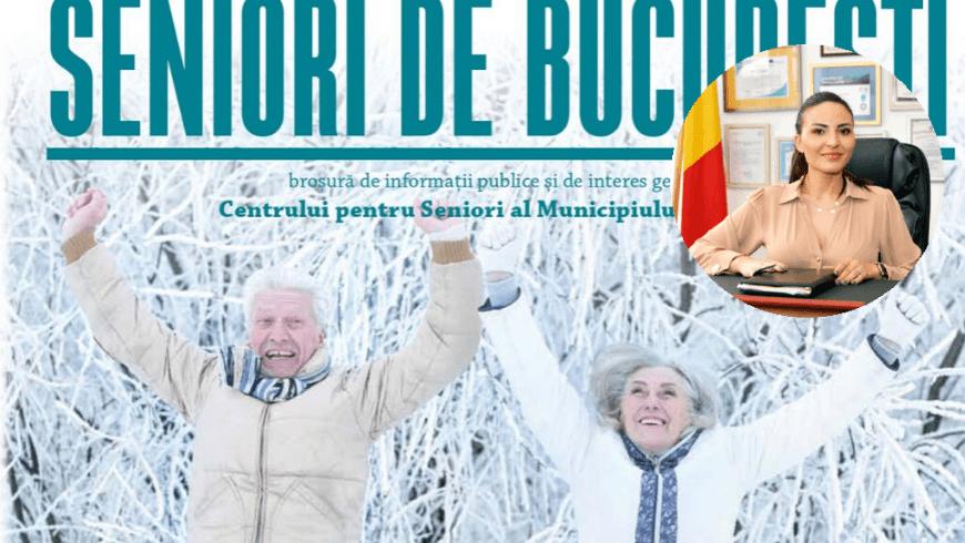 Editorial Alexandra Dobre – SENIORI DE BUCUREȘTI, numărul 6