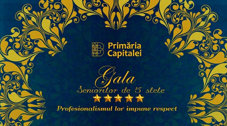 GALA Premiilor RESPECT – SENIORI DE 5 STELE
