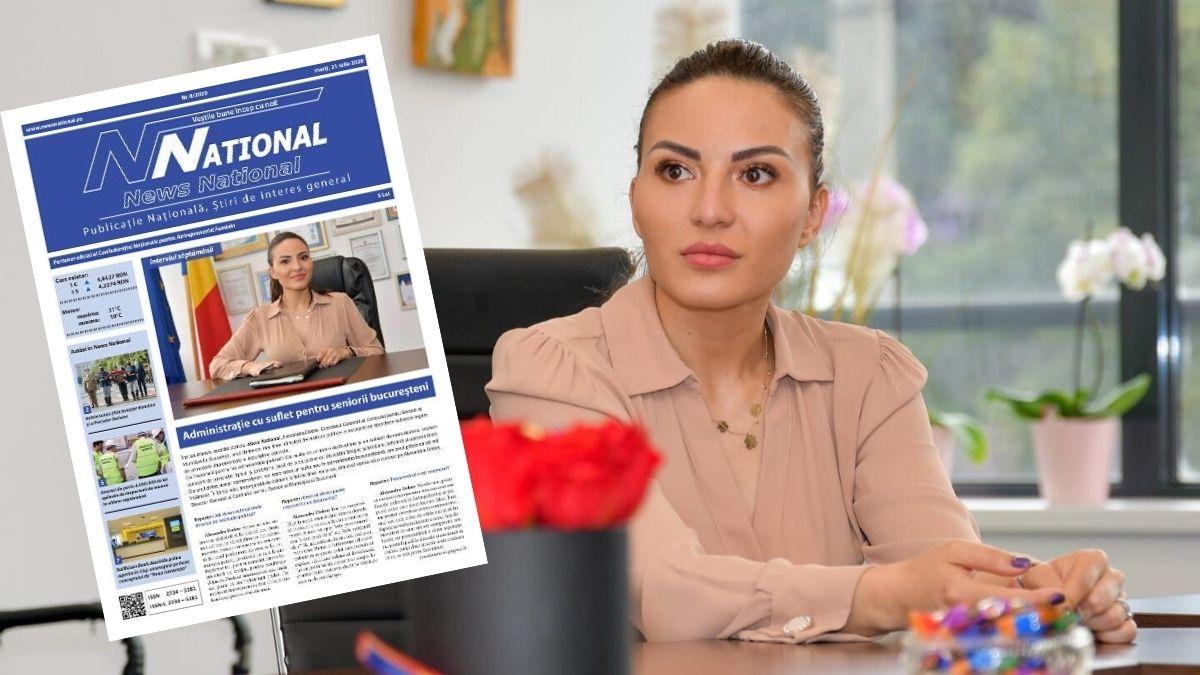 Interviu National News: Administrație cu suflet pentru seniorii bucureșteni
