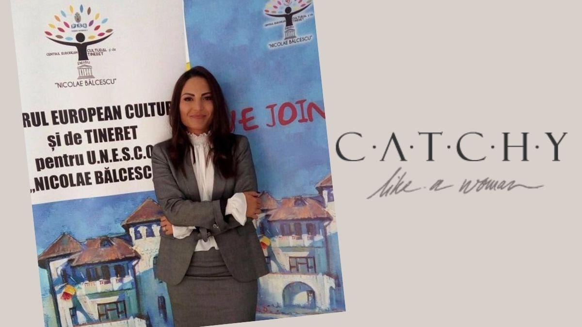 Alexandra Dobre, cel mai tânăr director de instituție publică din România
