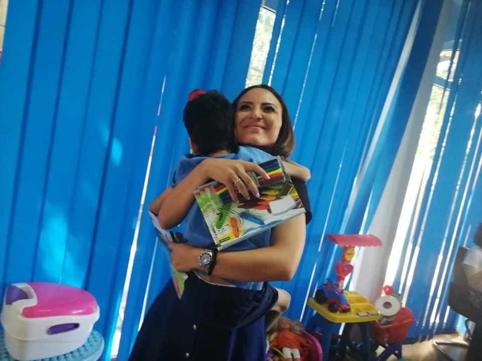 Voluntariat – ajutam copiii din cadrul Fundației Nane